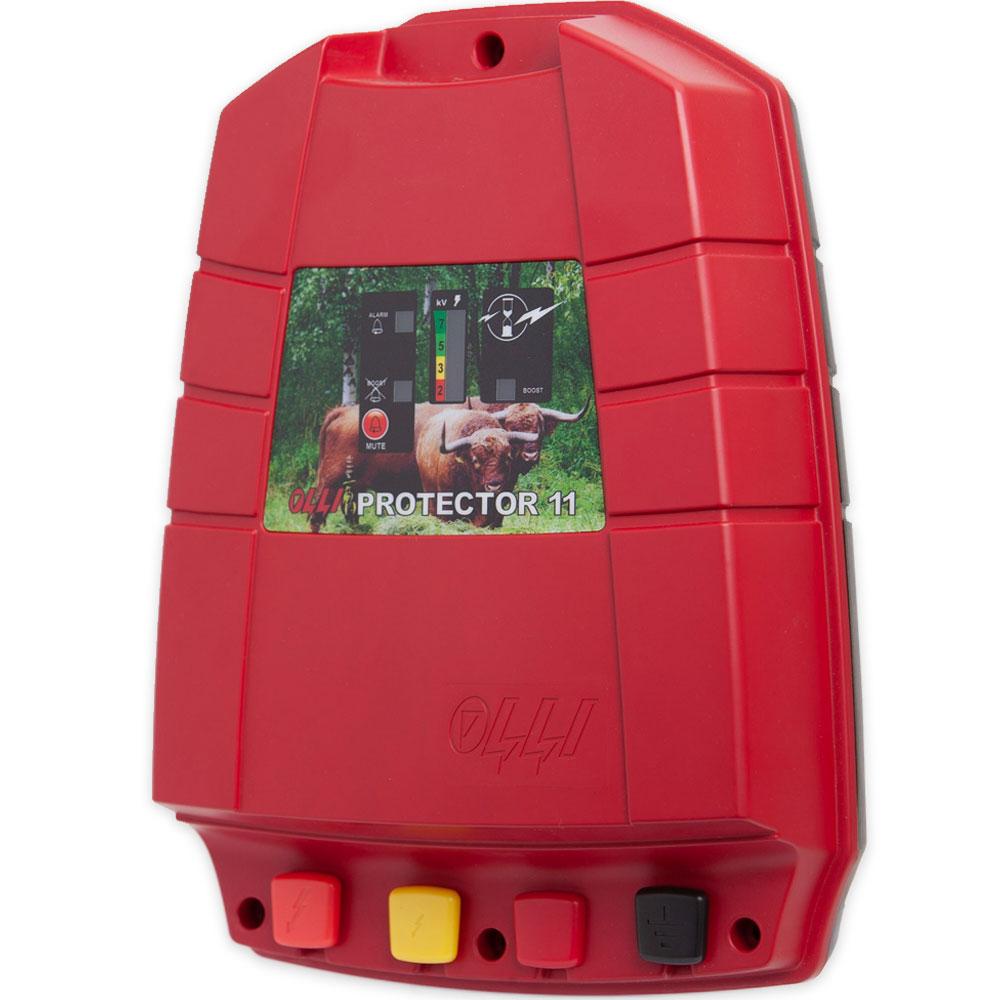 Plli Protector 11 verkkovirtkäyttöinen voimakas sähköpaimen