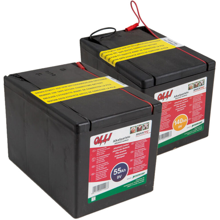 Olli Air alkaline battery