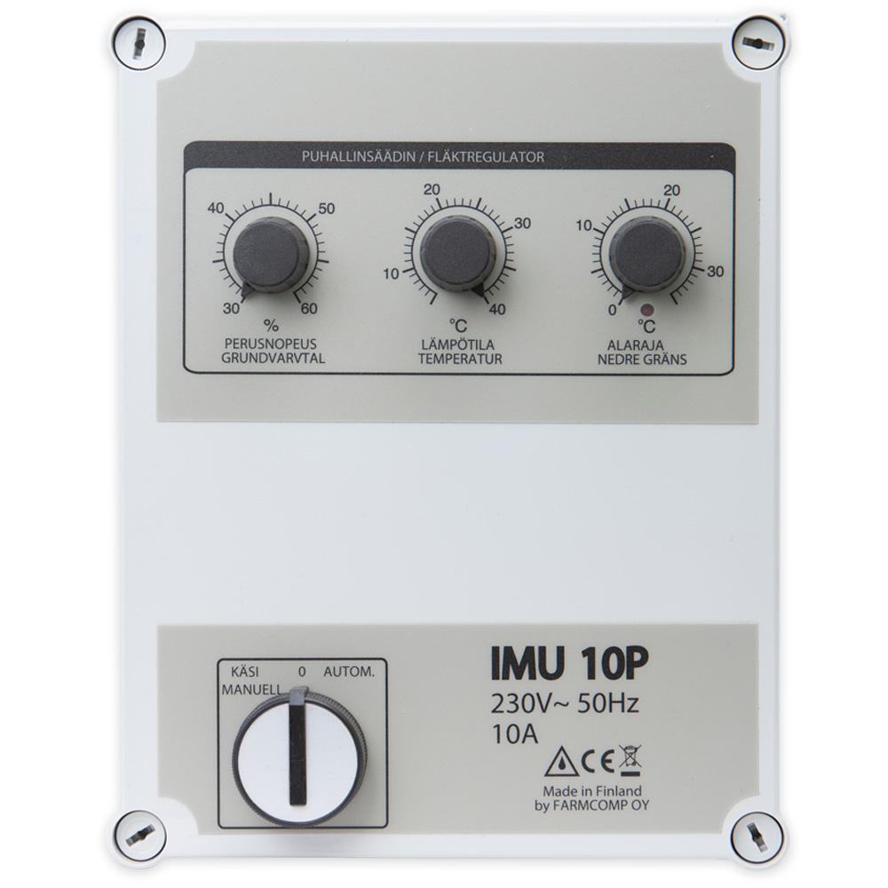 IMU 10P fläktregulator