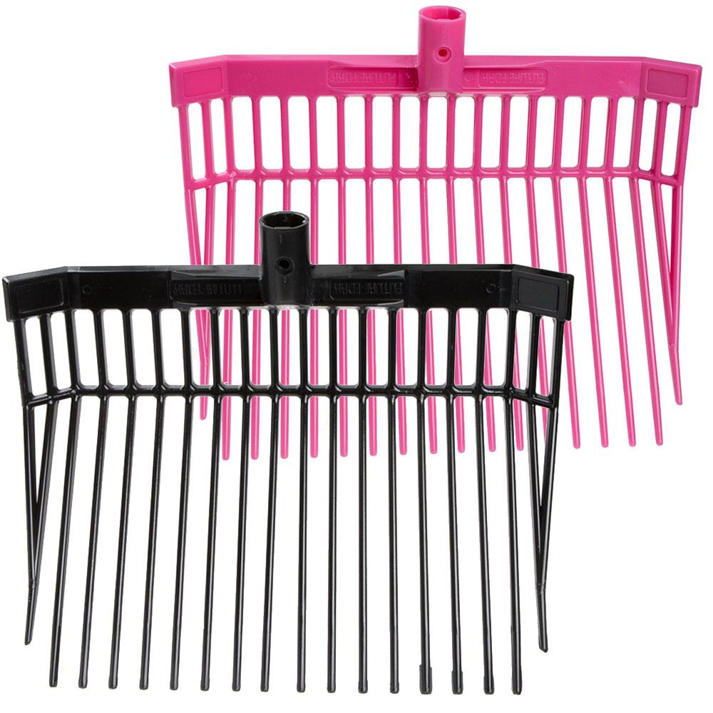 Varalapa Aubiose Maxi -talikkoon, musta ja pinkki