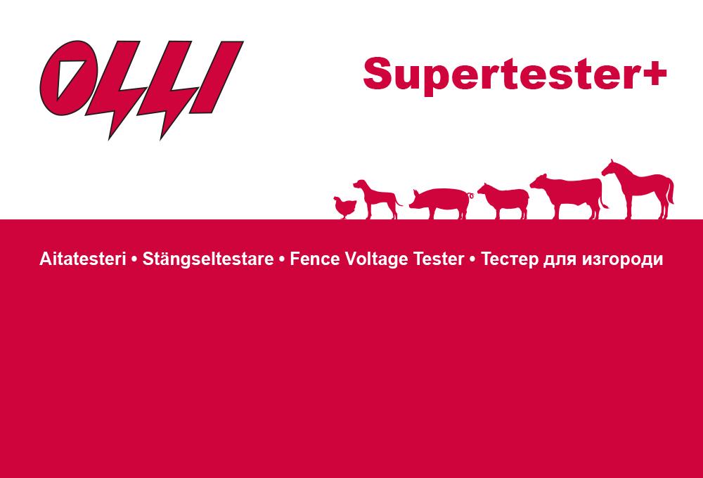 Olli Supertester+ User Guide