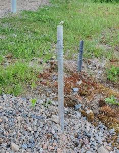 Huono maadoitus liian kuivassa sepelimaassa Sähköaidan kunnon selvittäminen