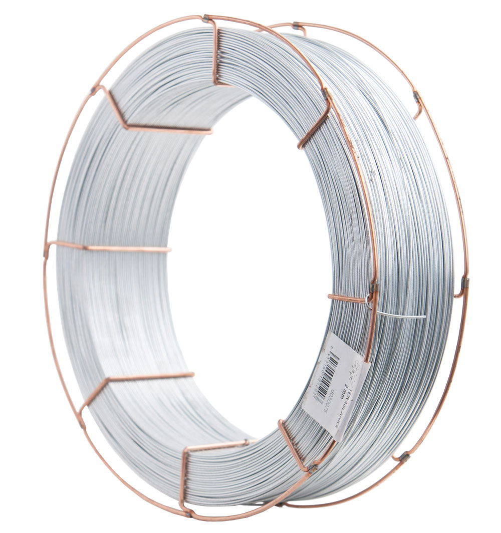 Steel fence wire 2mm and 2,5mm Olli